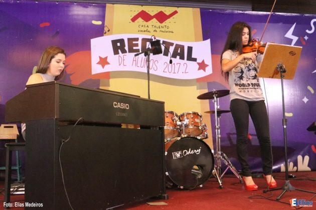 Recital de Alunos apresenta nova geração da Casa Talento (Sexta-feira).
