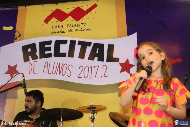 Recital de Alunos apresenta nova geração da Casa Talento (Sábado).