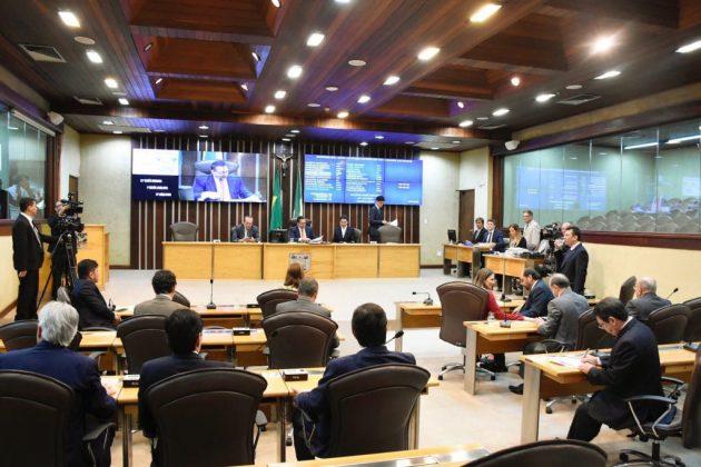 Assembleia encerra ano com balanço positivo das atividades parlamentares.