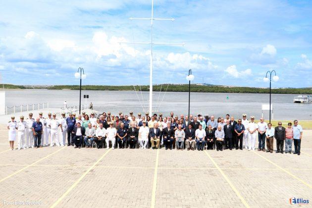 Comando do 3º Distrito Naval realiza Encontro da Regional da SOAMAR .