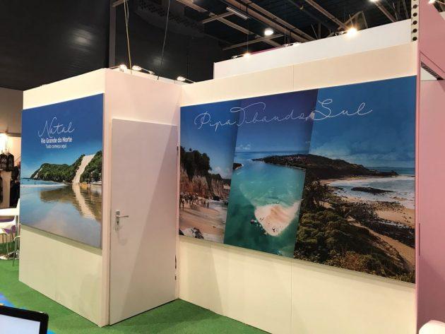Trabalho profissional de promoção turística de Tibau do Sul e Pipa mira mercado europeu.