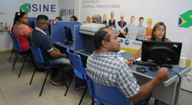 Resultado de imagem para Sine-RN disponibiliza 200 vagas de emprego para trabalhadores do interior